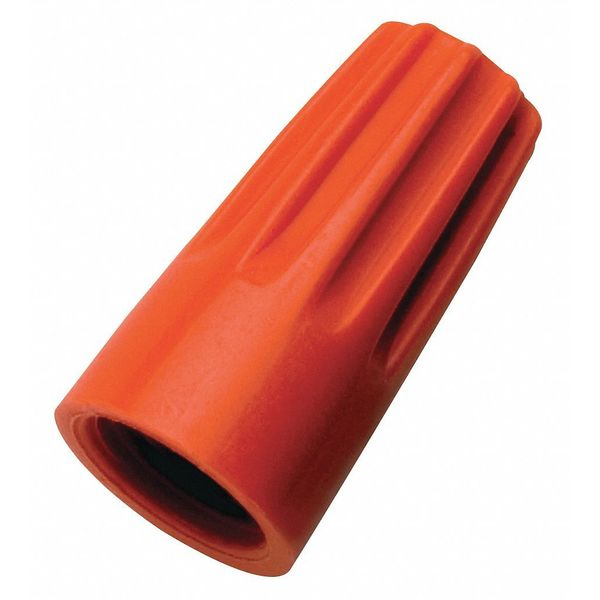 Ideal Twist On Wire Connector, 22-14 AWG, PK100 30-073