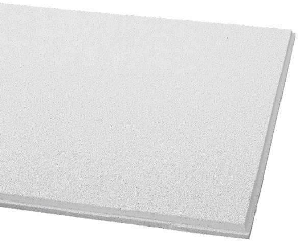 Armstrong Dune Ceiling Tile,  24 in W x 24 in L ,  PK16 0.5 NRC 1775