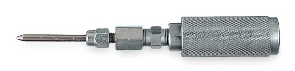 Lincoln Lubrication 82784 Needle Nozzle with Extension and Locking Sleeve