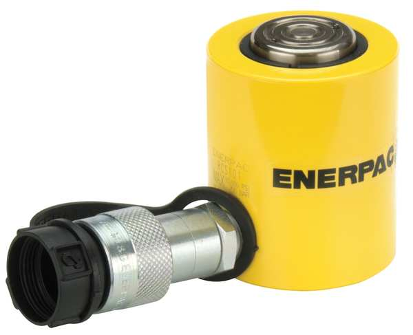 Enerpac Cylinder, 10 tons, 1-1/2in. Stroke L RCS-101