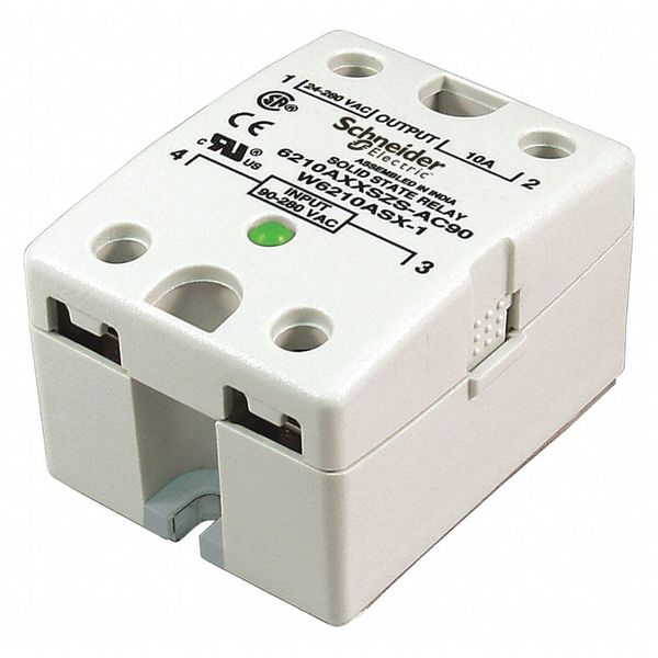 Schneider Electric Solid State Relay, 3 to 32VDC, 50A 6250AXXSZS-DC3