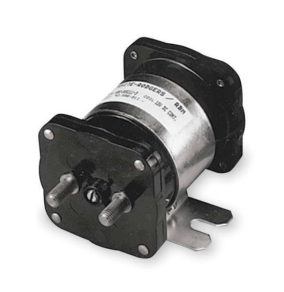 White-Rodgers DC Power Solenoid, 36V, Amps 200 586-317111