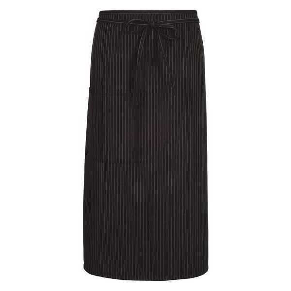 Polyester//Cotton Twill Opromo Bistro Apron with Patch Pocket