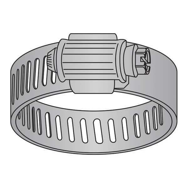 Heritage Hose Clamp, Gen Purp, SAE #28 All SS300 HCGP-333-028-500