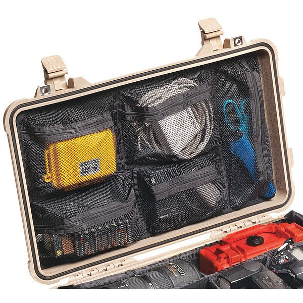 Pelican Products Inc. Lid Organizer for 1510 1519