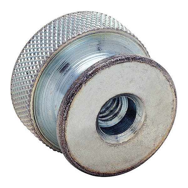 """Allpax Knurled Nut for Extension Bar, 3/4"""" L AX1619"""