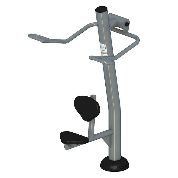 Action Fit Inground Lat Pull Down Up165