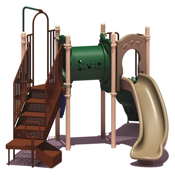 Ultraplay Deer Creek Playground,  Natural Uplay-002