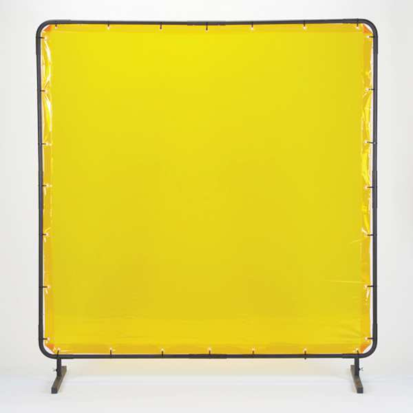 """Tmi Weld Screen Replacement, Yellow, 4x6"""" WS53-0406R"""