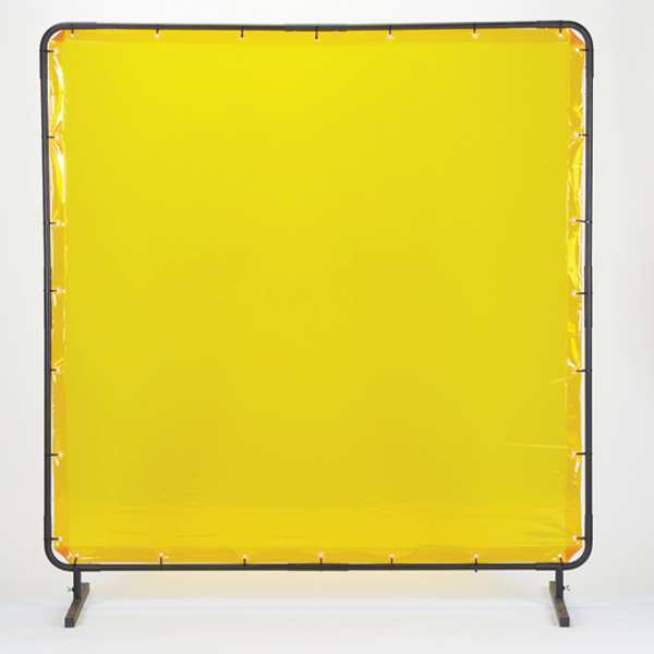 "Tmi Weld Screen Replacement, Yellow, 8x6"" WS53-0806R"