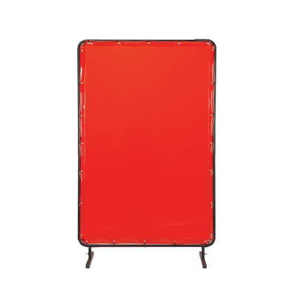 """Tmi Weld Screen Replacement, Red, 4"""" W x 6"""" H WS54-0406R"""