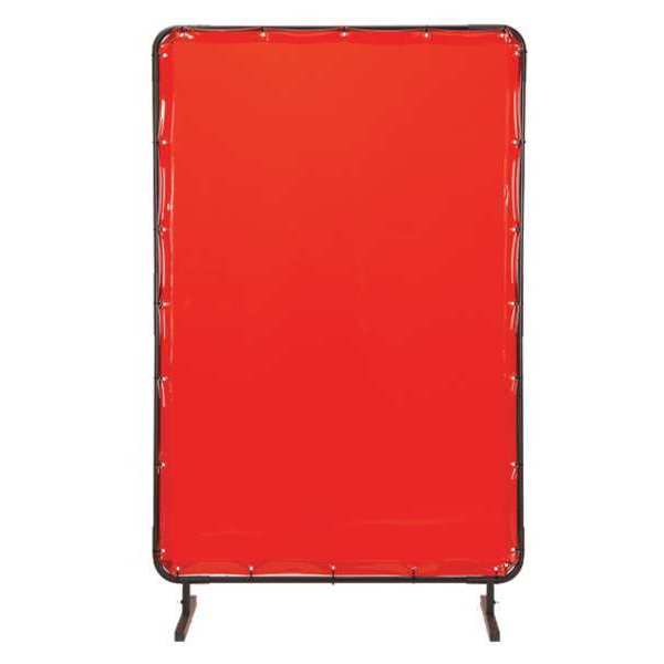 """Tmi Weld Screen Replacement, Red, 6"""" W x 6"""" H WS54-0606R"""