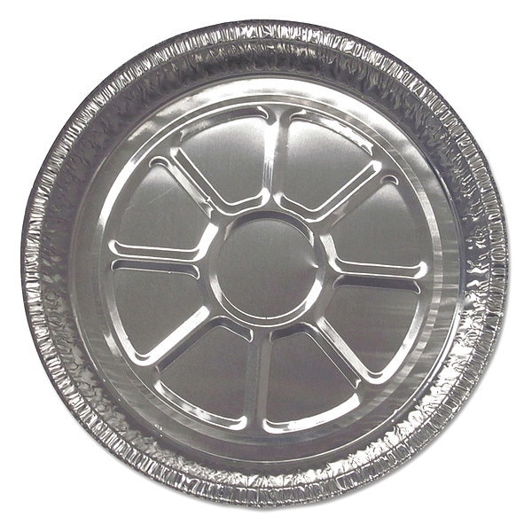 Durable Packaging Round Aluminum Closeable Containe, PK500 28030500