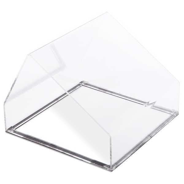 Extract-All Slotted Cover, Acrylic Hood for S-DTL-1 IO-DTL-2