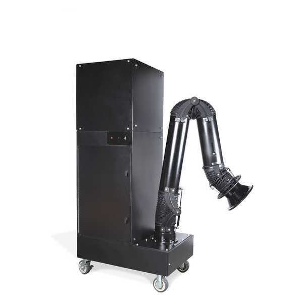 Extract-All Fume Extractor And Air Cleaner, Mobile SP-4000BWC