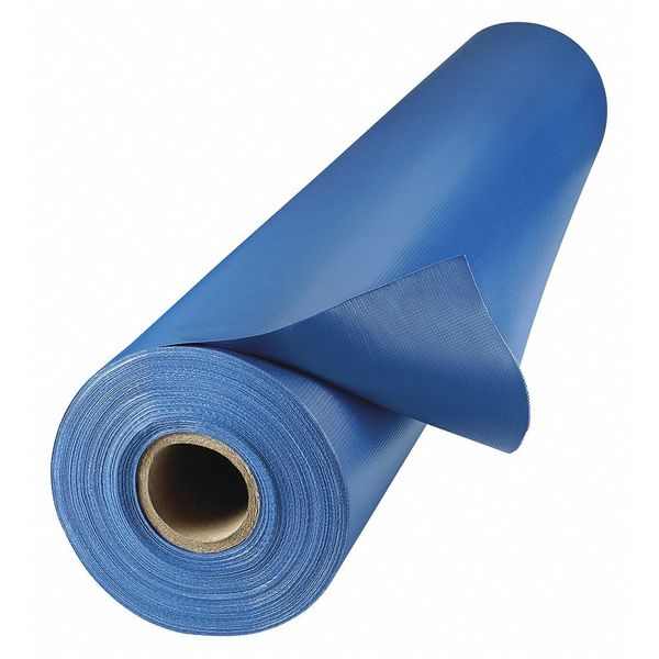 "Steiner Blue Welding Curtain, 61""X100Yd Roll 335-61R"