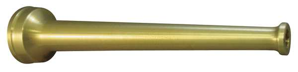 Moon American Industrial Fire Hose Nozzle, 2-1/2 In. 572-2521