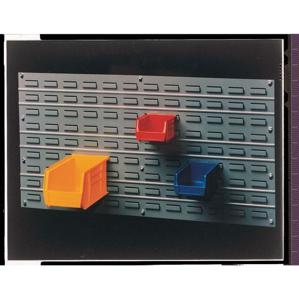 Quantum Storage Systems Louvered Panel,  36 x 1/4 x 19 In QLP-3619