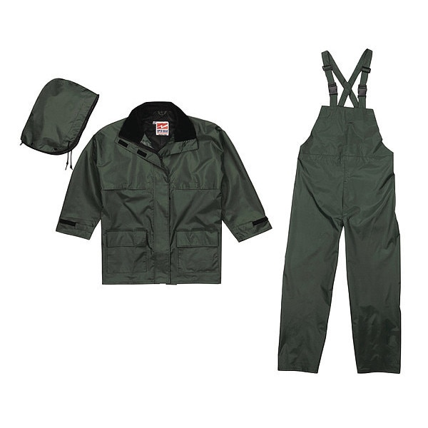 Viking Open Road 150D Suit - Green,  Gender: Men's 2900G-XXXL