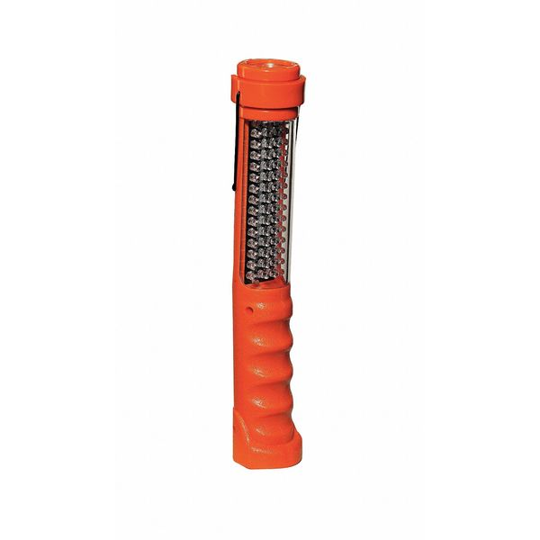 Nightstick BAYCO LED Orange Rechargeable Hand Lamp NSR-2492