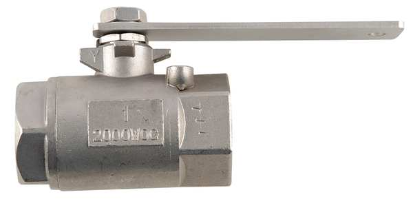 Bradley Ball Valve Assembly,  Stay-Open S30-061