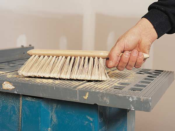 "Harper Bench/Counter Brush, Synthetic, 8"" 457-142"