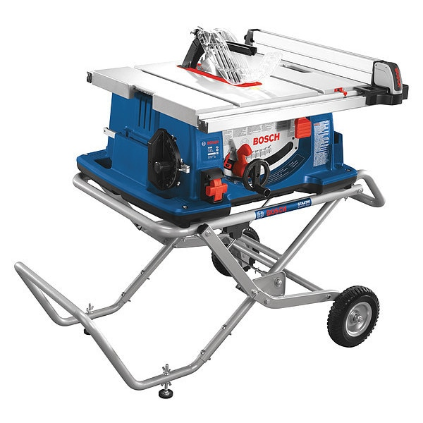 "Bosch 10"" Contractor Table Saw,  5/8"" Arbor 4100XC-10"