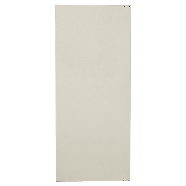 """Global Partitions 55"""" x 26"""" Door Toilet Partition,  Solid Polymer 65-M082560-9235"""