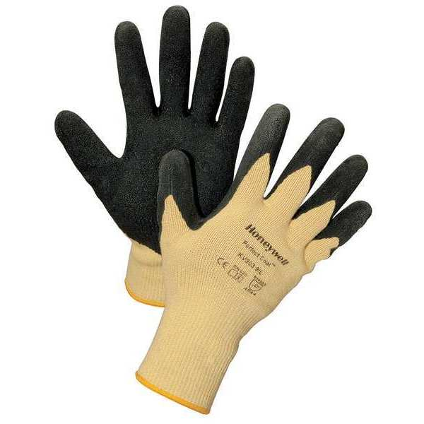 Honeywell North Cut Resistant Coated Gloves,  4 Cut Level,  Natural Rubber Latex,  M,  1 PR KV303-M