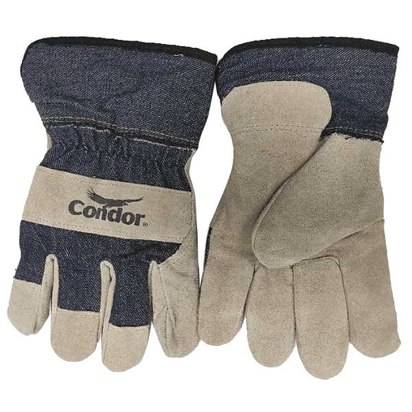 Condor Cold Protection Gloves,  Soft Brushed Nylon Lining,  L 3BA35
