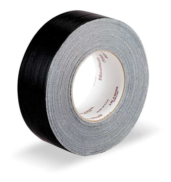Nashua Duct Tape, 72mm x 55m, 13 mil, Black 357