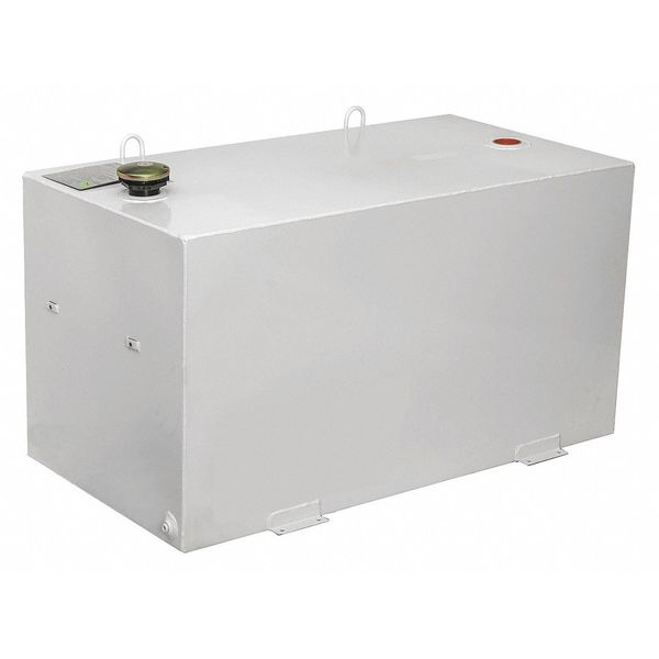 Crescent Jobox JOBOX 100 Gallon White Rectangular Stl Liquid Transfer Tank for Trucks 484000