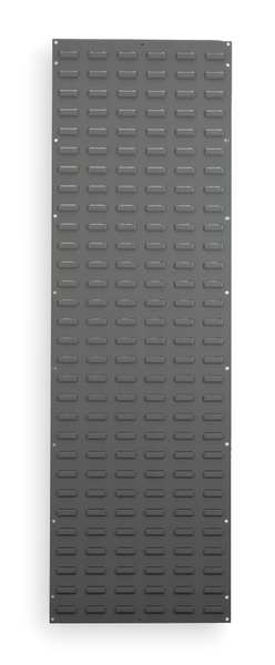 Akro-Mils Louvered Panel,  18 x 5/16 x 61 In 30118