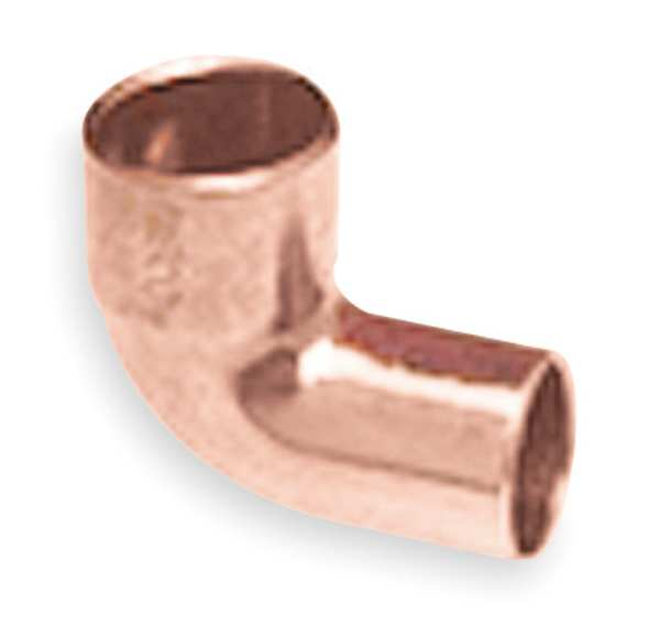 "Nibco 2"" NOM FTG x C Copper 90 Degree Elbow 6072 2"