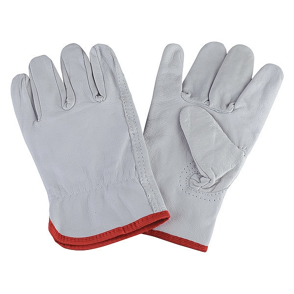 Condor Leather Drivers Gloves, Goatskin, S, PR 1VT49