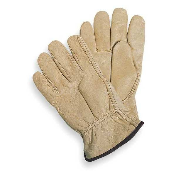 Condor Leather Drivers Gloves, Pigskin, M, PR 1VT44