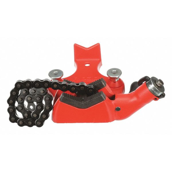 Ridgid Bench Chain Vise, 1/4 to 6 In. 40210