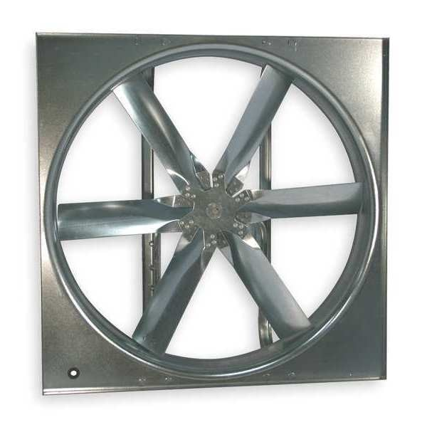 Dayton Supply Fan,  20 In, 115/208-230 V 7AC88