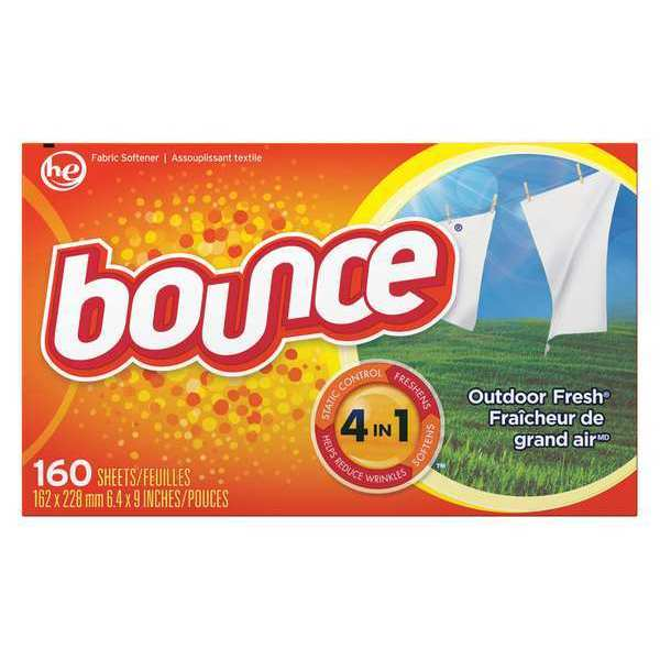 Bounce BOUNCE Box Outdoor Fresh Dryer Sheets 160 Pack PGC 80168