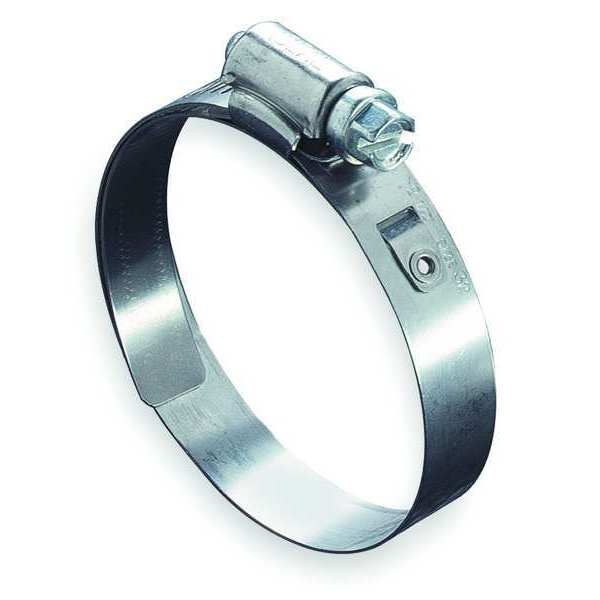 Zoro Select Hose Clamp, 1-9/16 to 2-1/2In, SAE 32, PK10 5332