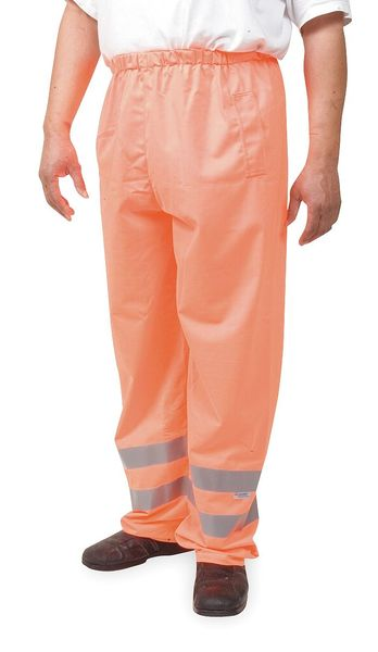 Condor Safety Over Pants, Orange, Size28 to 38x34 1YAV5
