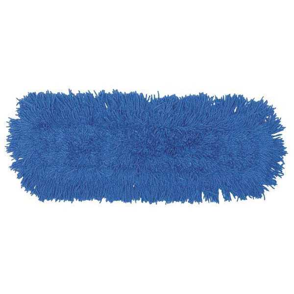 Twisted-Loop Synthetic Dust Mop, Blue