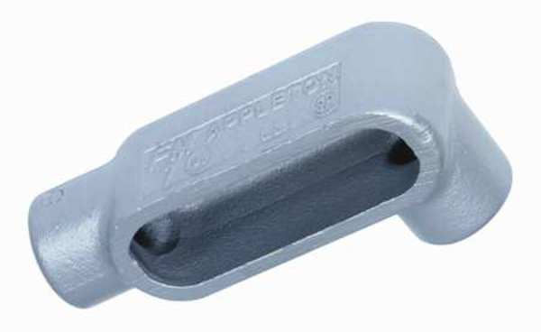 Appleton Electric Conduit Outlet Body, 4 In. LL107-SA