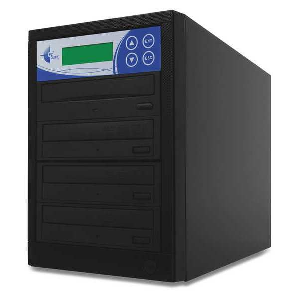 Ez Dupe Blue-Ray Duplicator, 3-Copy BR03PIB