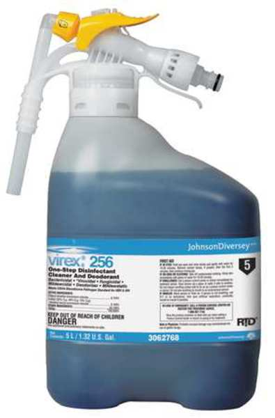 Diversey Cleaner and Disinfectant Concentrate ,  5L Hose End Sprayer ,  3062768