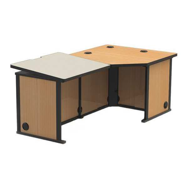 "Greene Manufacturing, Inc. Combo Drafting Station,  42"" X 78"" X 29-1/4"" PC-510L-78-L & R"