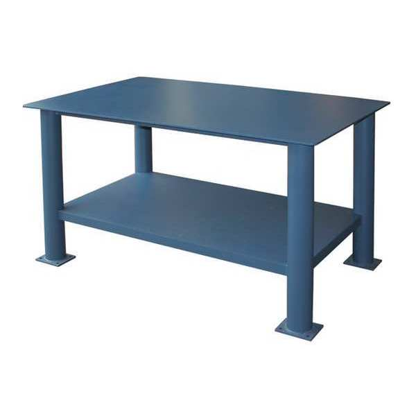 """Greene Manufacturing, Inc. Extreme Duty Work Table, 36""""Dx72""""L EX-3672"""