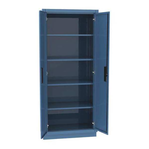 "Greene Manufacturing, Inc. Cabinet, 48""Wx24""Dx84""H, Double Door WC3-4884"