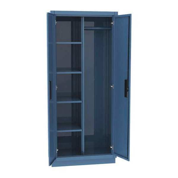 """Greene Manufacturing, Inc. Cabinet, 36""""Wx24""""Dx84""""H, Double Door WC4-3684"""