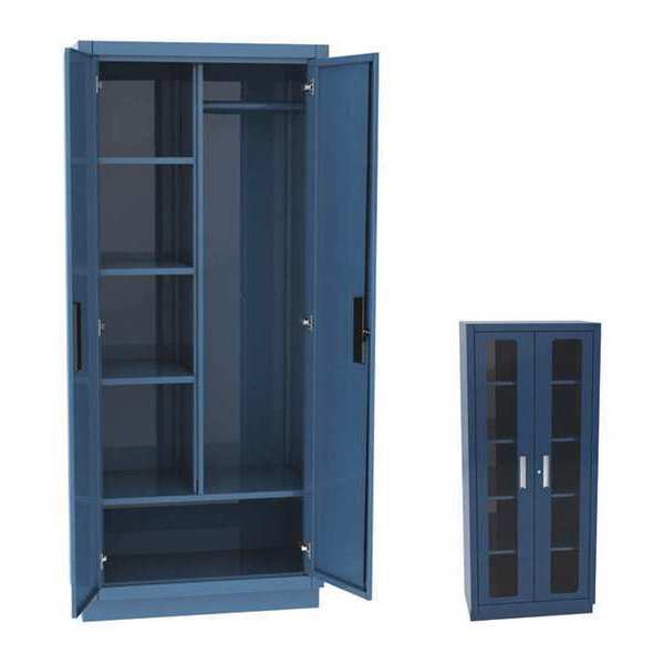 """Greene Manufacturing, Inc. Cabinet, 60""""Wx24""""Dx60""""H, Double Door WC6-6060C"""